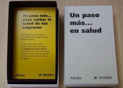 Caja con Tarjetón. Impresión Digital.