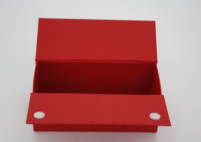 Caja Carpeta,doble puerta