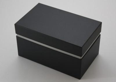 Caja Doble Cubeta